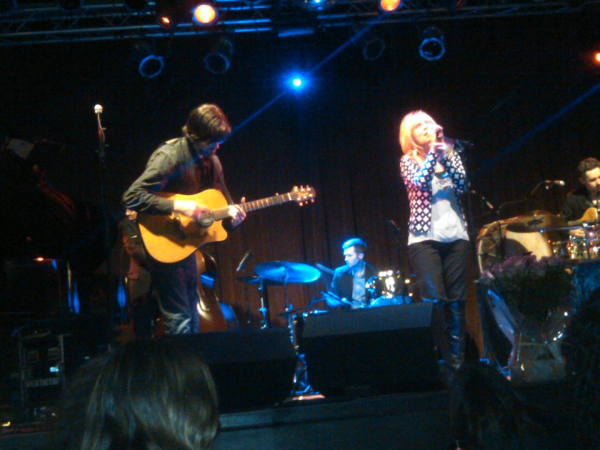 Over the Rhine at the Highline Ballroom in NY