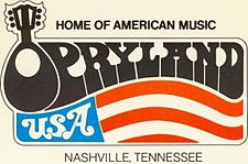 Opryland theme park in Nashville is a lost opportunity.