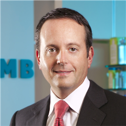 Brent L. Saunders, CEO Bausch + Lomb