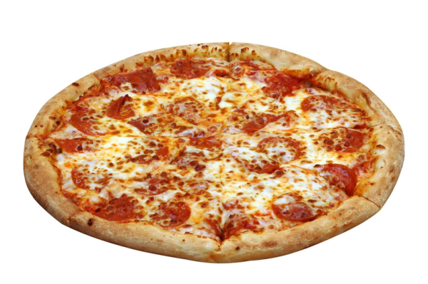 cutcaster 100694571 Pepperoni Pizza small resized 600