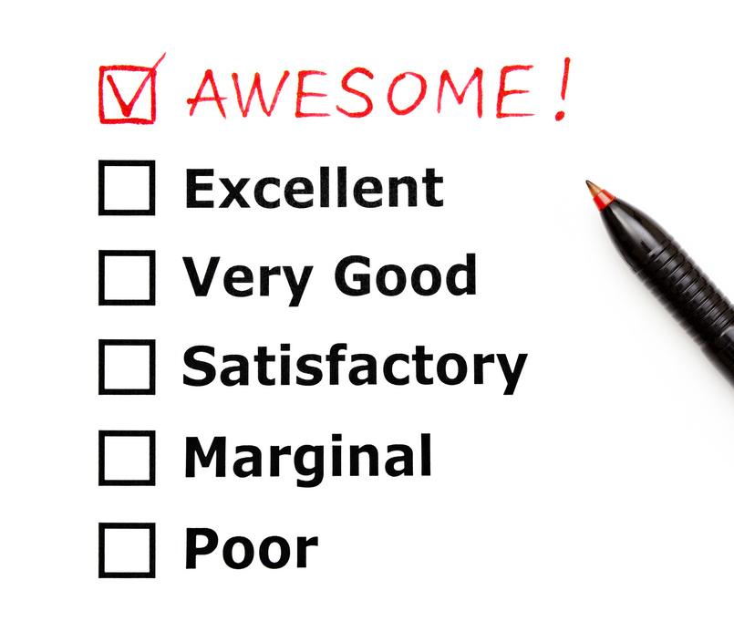 Awesome Evaluation