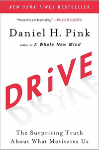 Daniel Pink's Drive book - Human Motivation