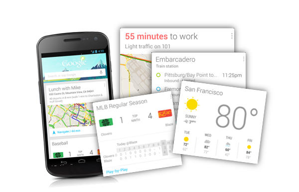 Google Now Strategic Move Chief Outsiders