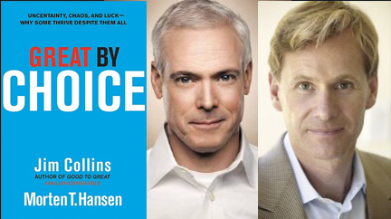 Great By Choice - Chief Outsiders Loves Collins' Latest Book