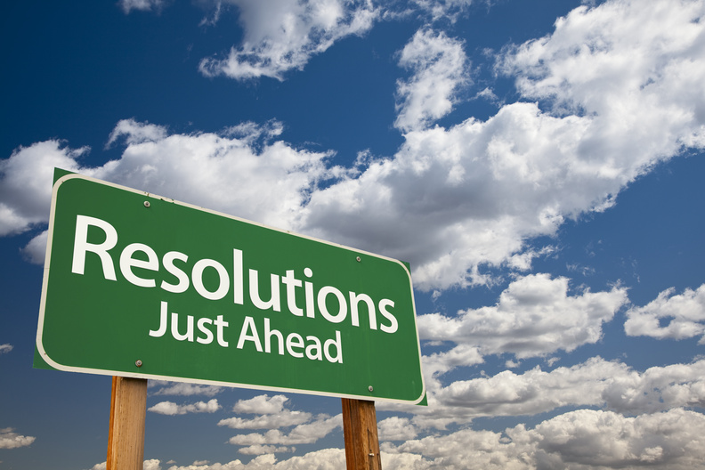 Resolutions - improve your listening skills in order to become a better business leader.