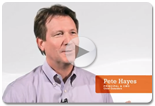 Video, How we can save you money, by interim CMO Pete Hayes