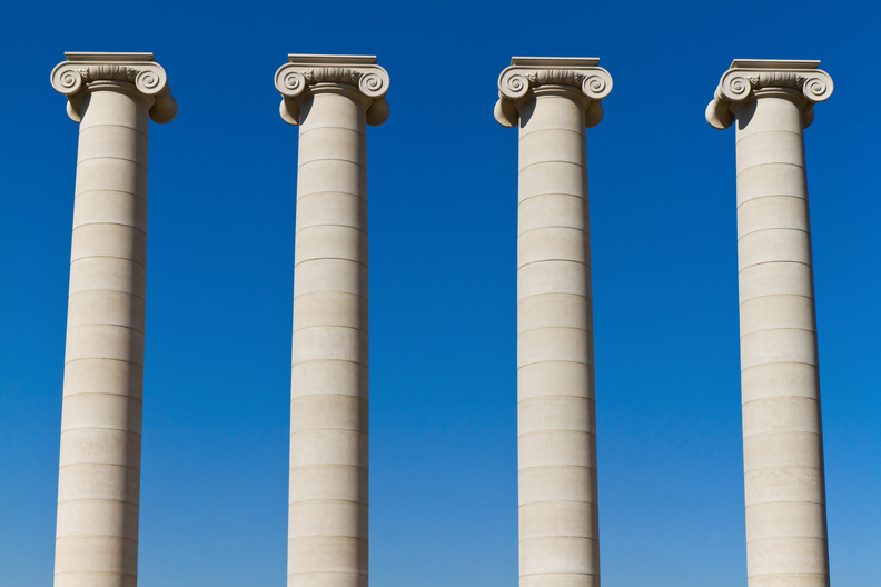 The four pillars that deliver significant increases in sales.