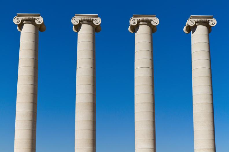 The Four Basic Pillars of Digital Economics