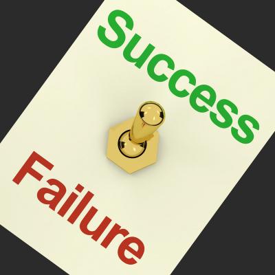 leadership success or failure