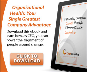 The key to organizational health