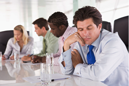 Learn 5 questions CEOs should ask to energize a staff meeting.