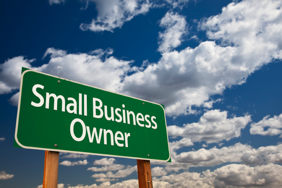 smaller business