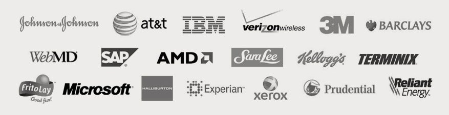 Major corporations where our marketing consultants have served as chief marketing officers