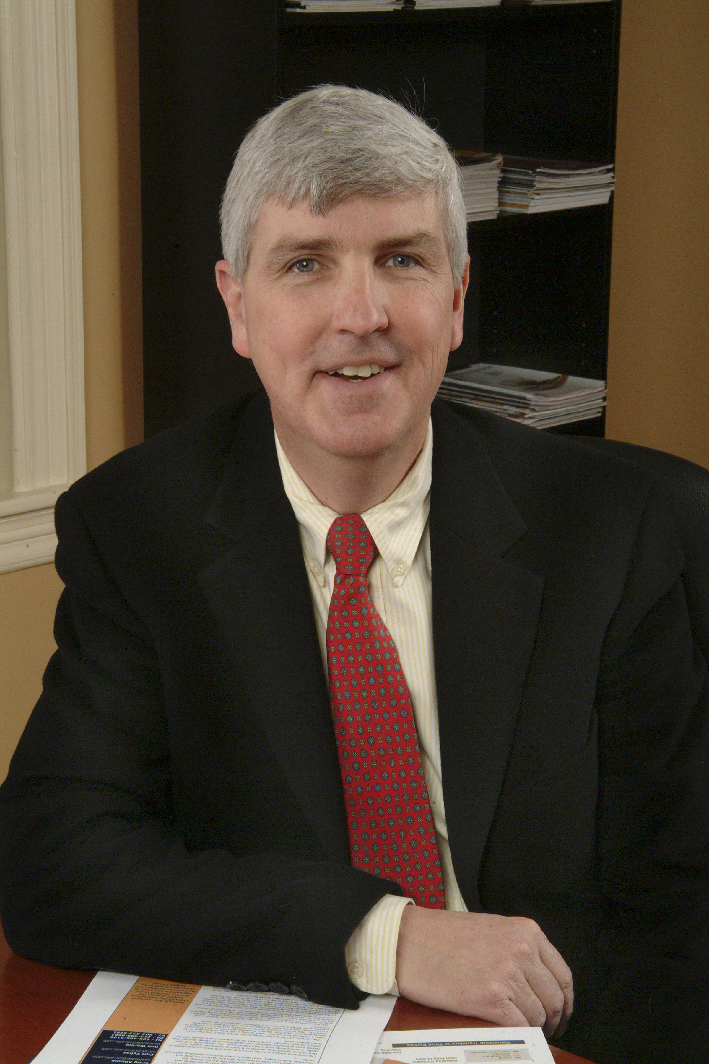 Curt Cyliax, Managing Partner of Strategic Exit Advisor