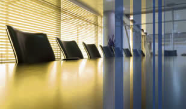 CEO conference room