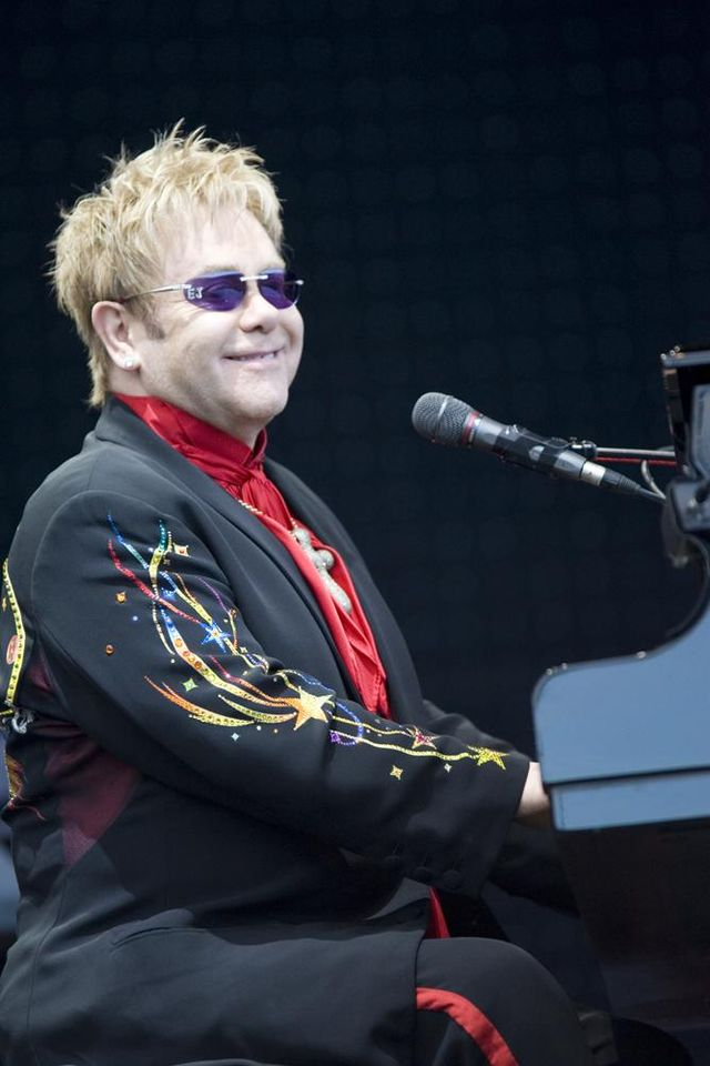 Learn valuable lessons about marketing strategies from Elton John.