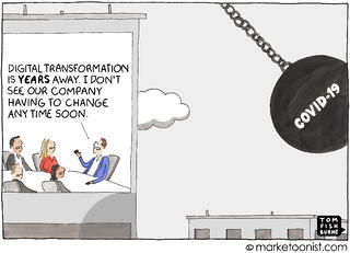 Hey GP, Where's Your Digital Transformation?