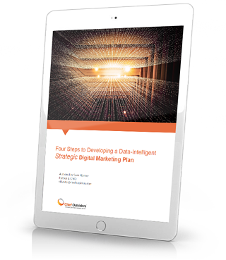 Four Steps to Creating a Data-Intelligent Strategic Digital Marketing Plan