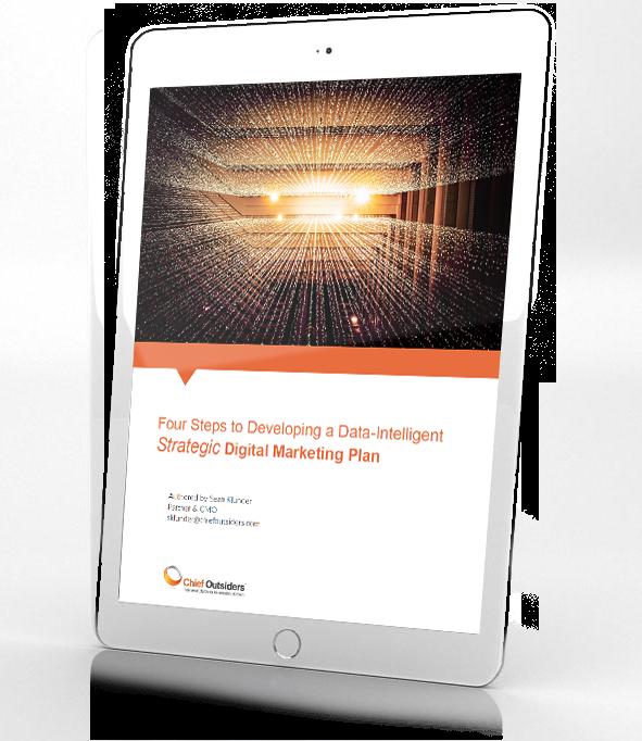Four Steps to Creating a Data-Intelligent Strategic Digital Marketing Plan