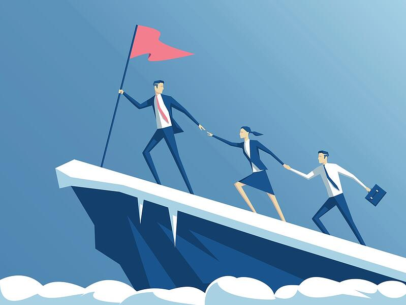 """Are You A """"Level 5"""" Leader? How Cool Confidence Can Foster Sales Success"""