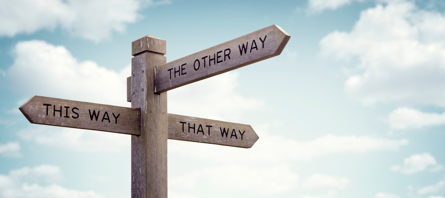 Find Your Road to Growth: How to Identify and Move Beyond Random Acts of Marketing