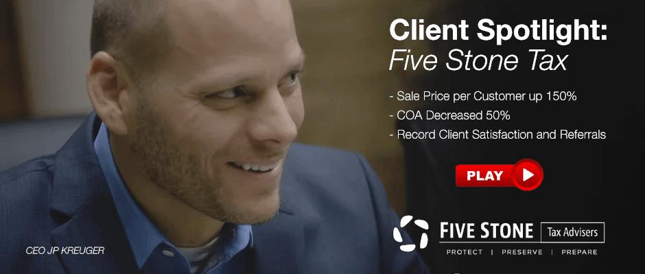 Client Spotlight: Five Stone Tax Advisors